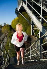 träna i trappa eller Trappmaskin+